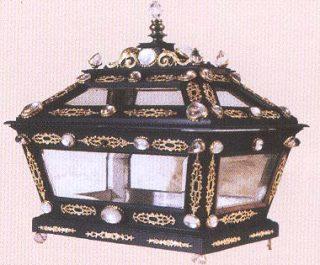 L'urnetta, eseguita nel 1647, che custodiva il Corporale