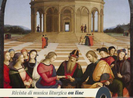 La Cappella Musicale della Cattedrale di Macerata per il nuovo numero di Psallite!