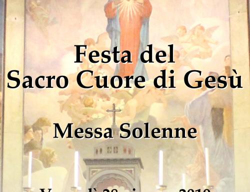 La Cappella Musicale anima la solennità del Sacro Cuore di Gesù a Macerata