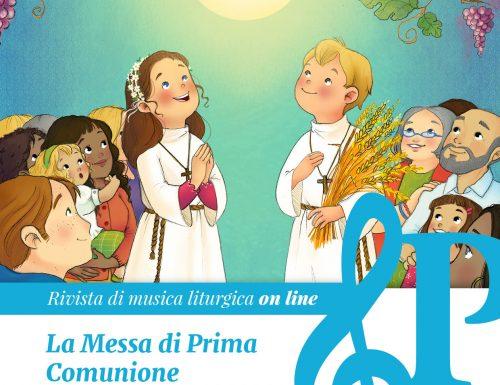 La Cappella Musicale registra per Psallite!