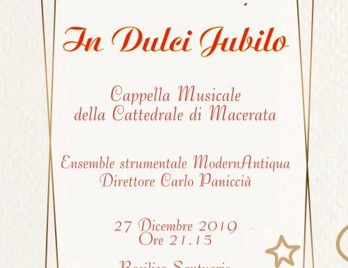 """Concerto di Natale """"In dulci jubilo"""""""