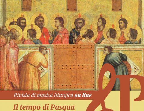 Nuovo impegno della Cappella Musicale della Cattedrale di Macerata per Psallite!
